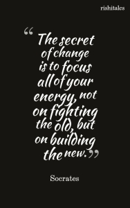 quotes-The-secret-of-change